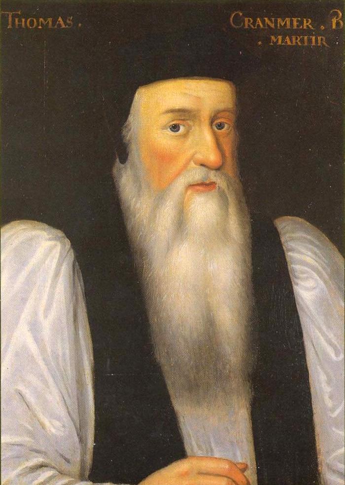 Hero of the Faith: Cranmer